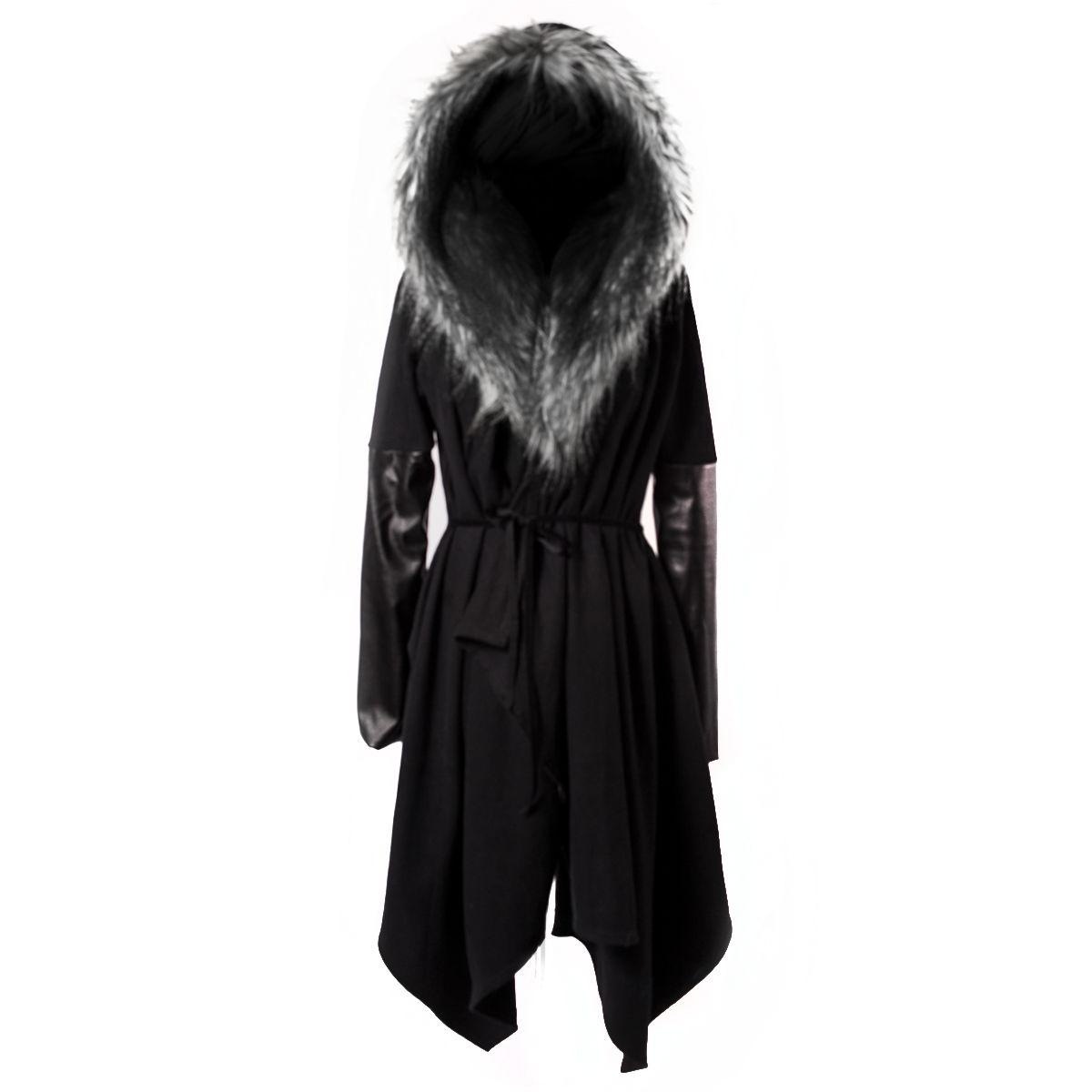 Asylum Coat v.2 Wolfskin | Sanctus