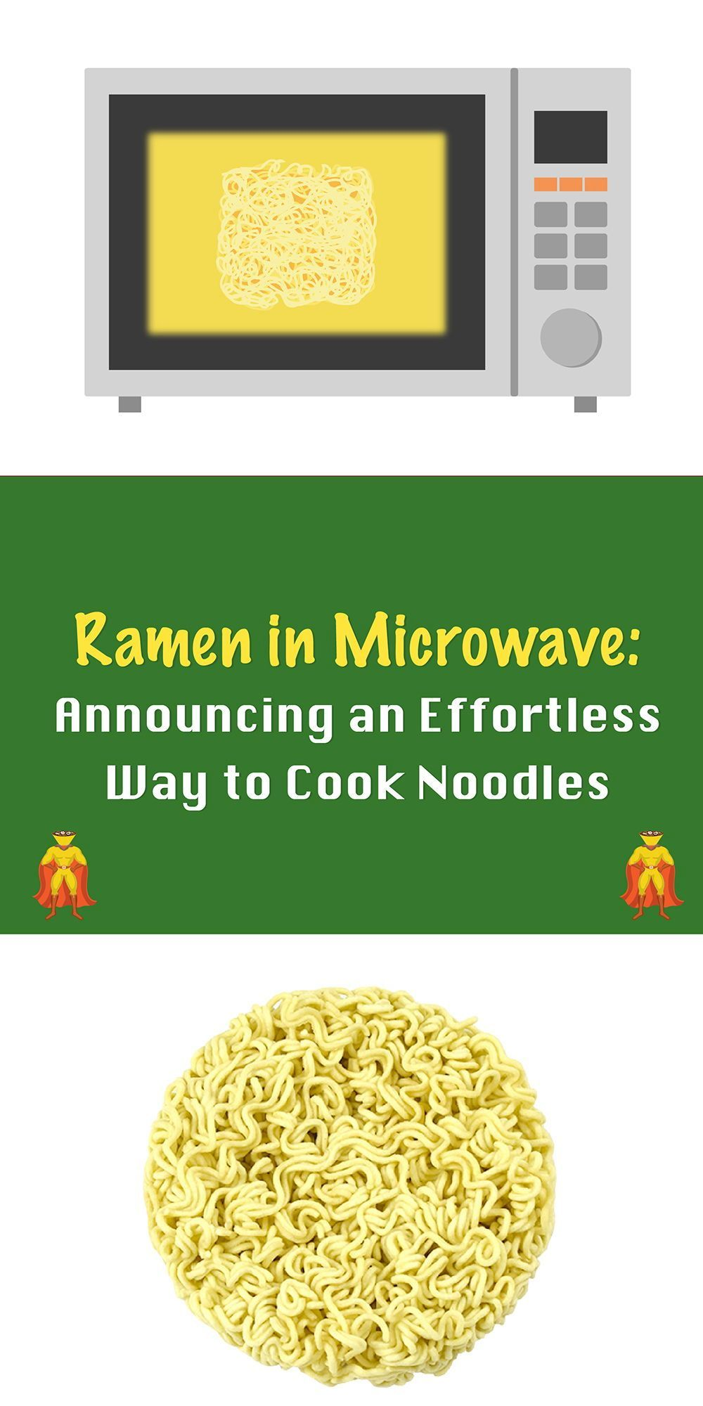 Making Ramen In The Microwave Learn 3 Easy Ways To Cook Noodles Today In 2021 How To Make Ramen Ramen Homemade Ramen