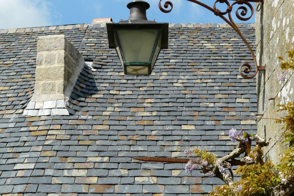 toiture - Ardoise Rustique de Bretagne - Plévin (22) - http://ardoise-rustique.jimdo.com ...