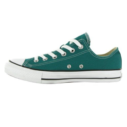 19cdb36f6e2b Converse AS Double Tongue Parasailing Ox Teal Trainers  Amazon.co.uk  Shoes
