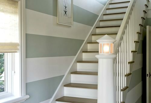 Nautical Lighthouse Newel Post Home House Of Turquoise