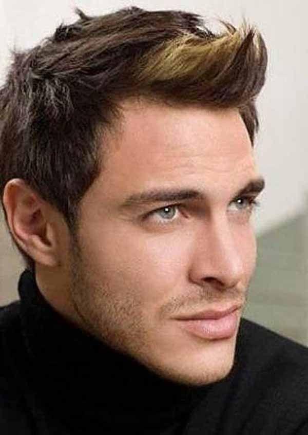 Hair trends for men 2015 sleek hairstyles