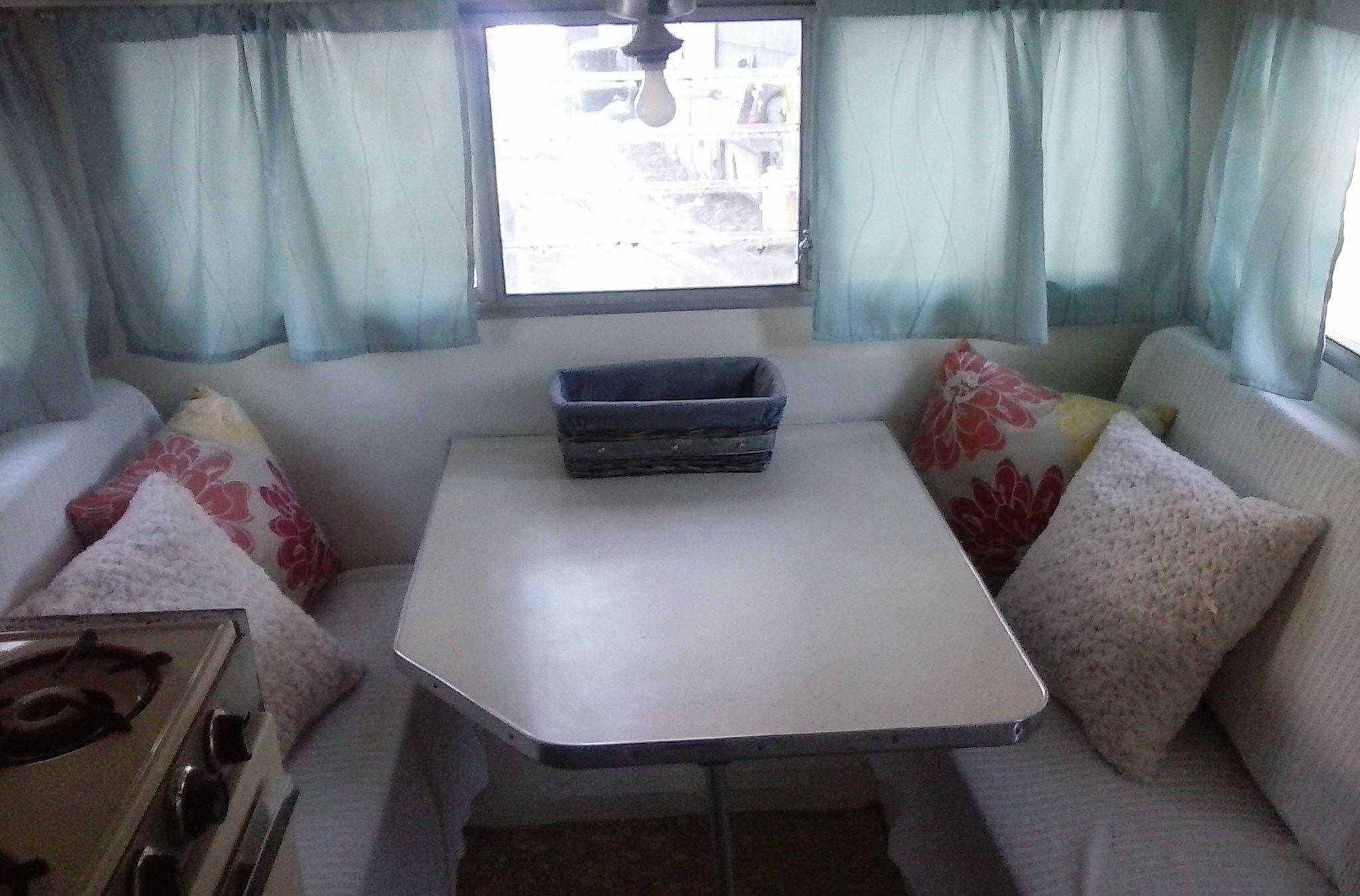Remodeled 1967 Shasta Camper After