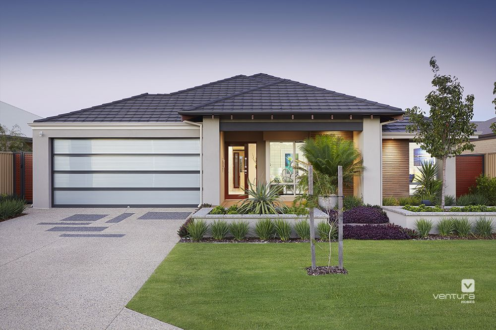 The sanctuary display home elevation facade house the sanctuary display home malvernweather Choice Image