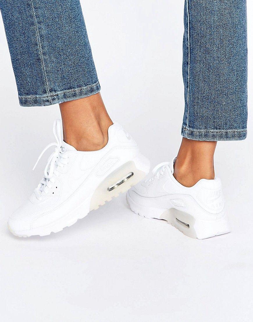 Cómpralo ya!. Zapatillas de deporte blancas Ultra Essentials