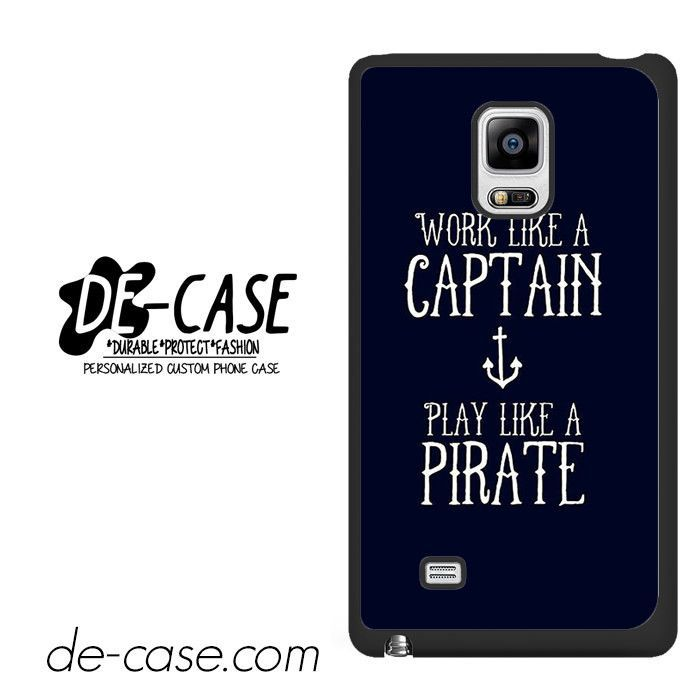Play Like A Pirate DEAL-8772 Samsung Phonecase Cover For Samsung Galaxy Note Edge