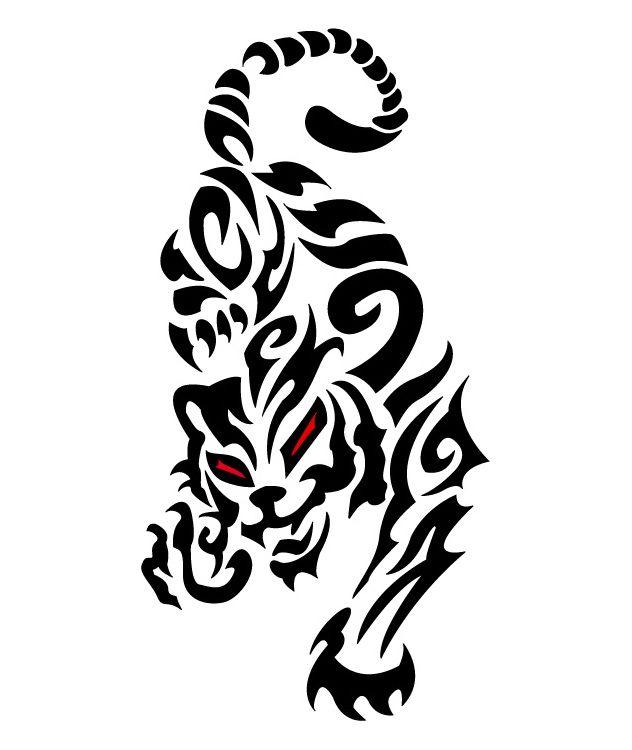 tribal_tiger_tattoo_for_men_3.jpg 632×750 piksel