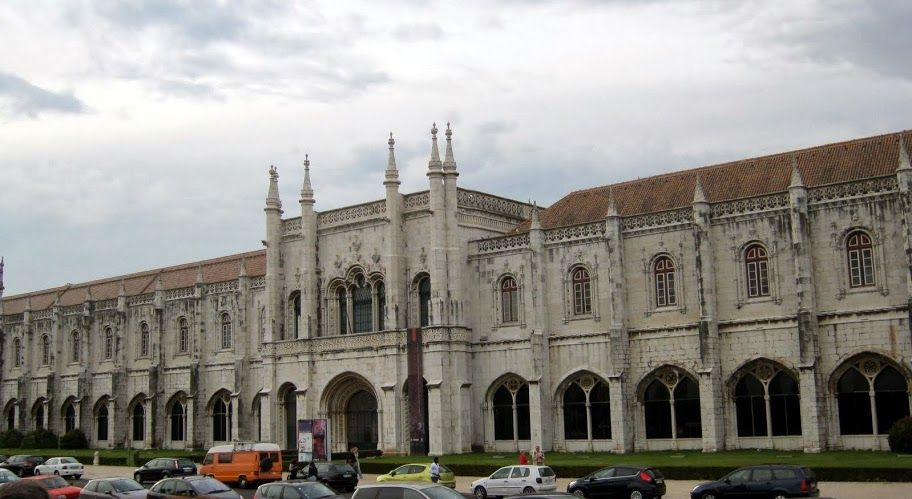 Mosteiro Dos Jer U00f3nimos  Lisboa