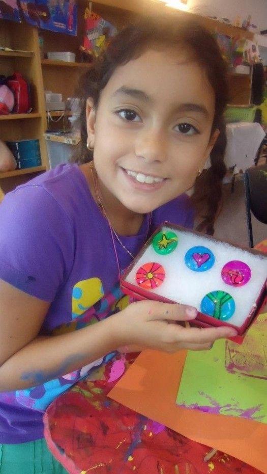 IDEA@thebass Summer Art Camp Session 9 Miami Beach, Florida  #Kids #Events