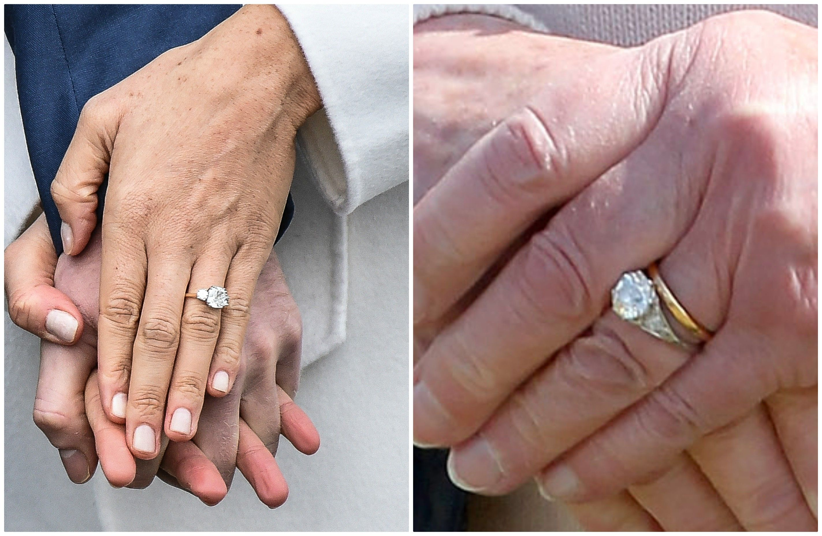 royal history british family wedding rings throughout article engagement vogue