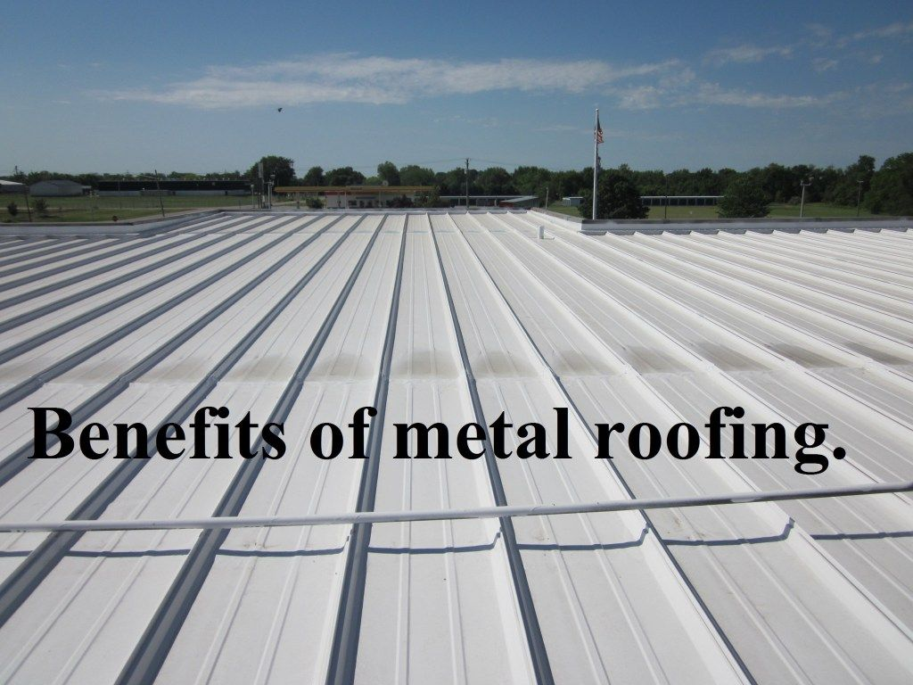 The Rise Of Metal Roofing Here S An Alarming Statistic The Construction Environment Is Responsible For 40 Per Cent Metal Roof Roofing Construction Remodeling