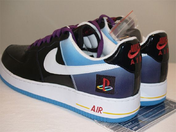 "pretty nice 26243 c74fc Kobe Bryant x Nike Air Force 1 Low ""Playstation"" x 2006"