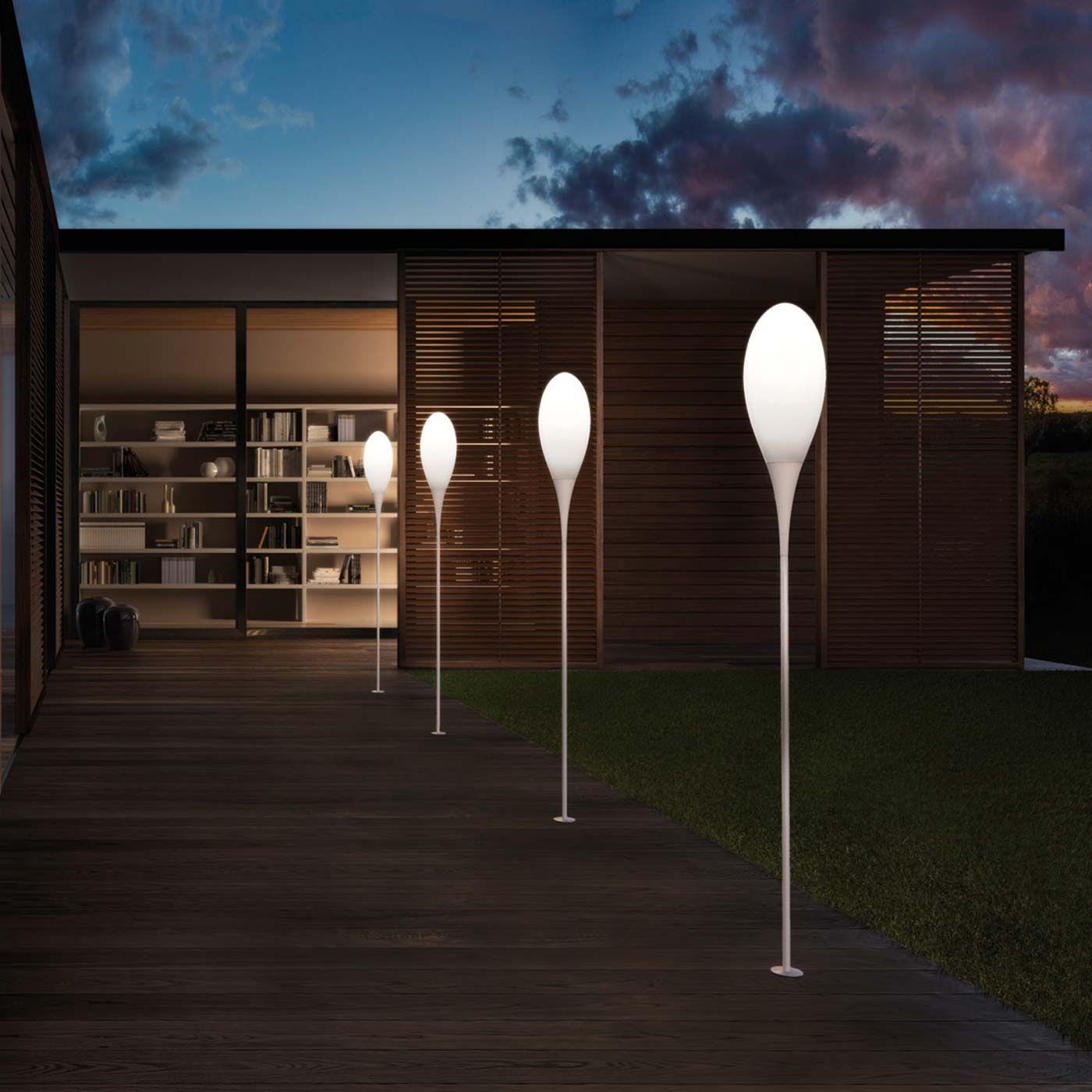 Inspiration » NOSTRAFORMA Design Shop für Leuchten & Lampen   Außenböden, Kundalini, Außenleuchten