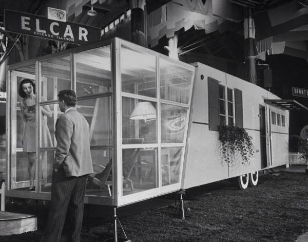 Vintage trailer, podemos personalizar !!!