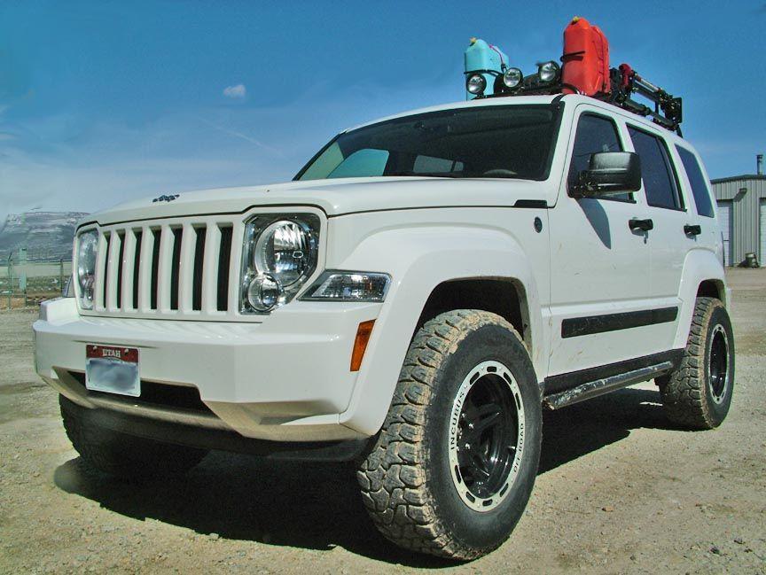 Jeep Liberty Lift Kit Jeep liberty lifted, Jeep liberty
