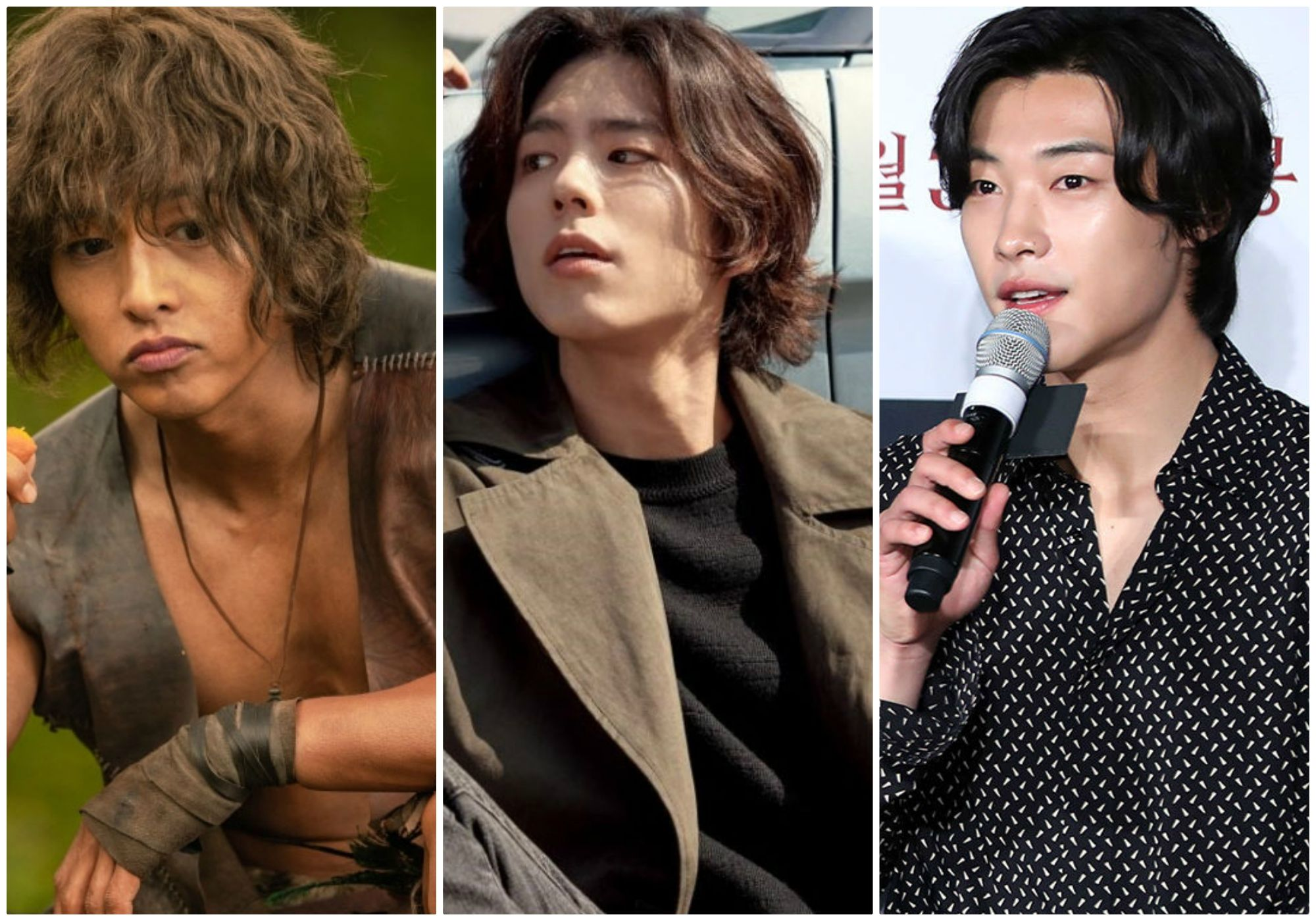 [K-Star]: 5 Korean Actor looking good with the semi-long hairstyle.