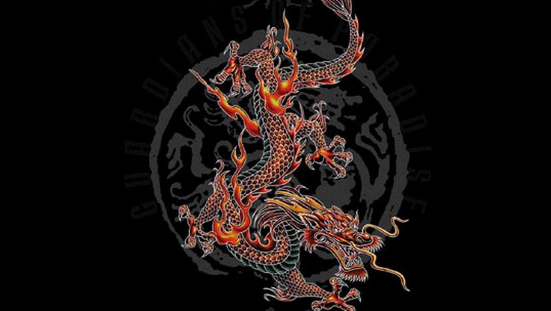 Dragon lore wallpaper wallpapersafari - Collection Of China Dragon Wallpaper On Hdwallpapers 1600 900 Asian Dragon Wallpapers 34 Wallpapers