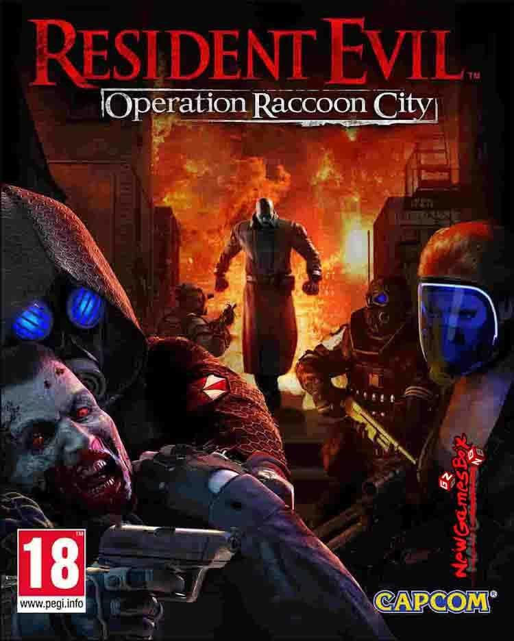 Resident Evil Operation Raccoon City Pc Game Free Download Full