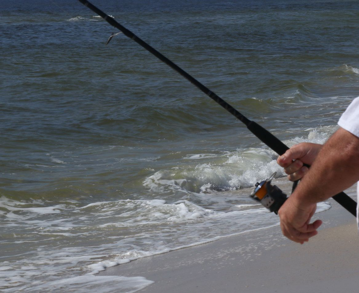 Bring the rod and reel when you vacation at #GulfShoresPlantation.
