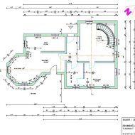 Autocad grundriss zeichnen Grundriss, Zeichnen