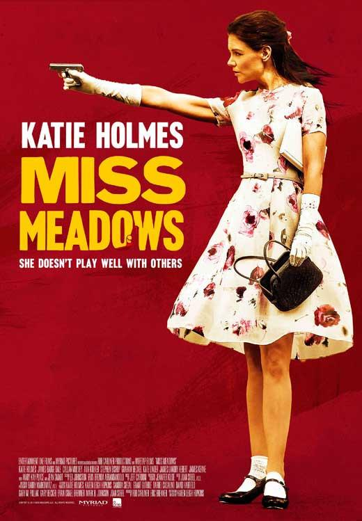 miss meadows 27x40 movie poster 2014 products film