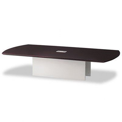Napoli Rectangular Conference Table Top W X D Sierra Cherry By - Napoli conference table