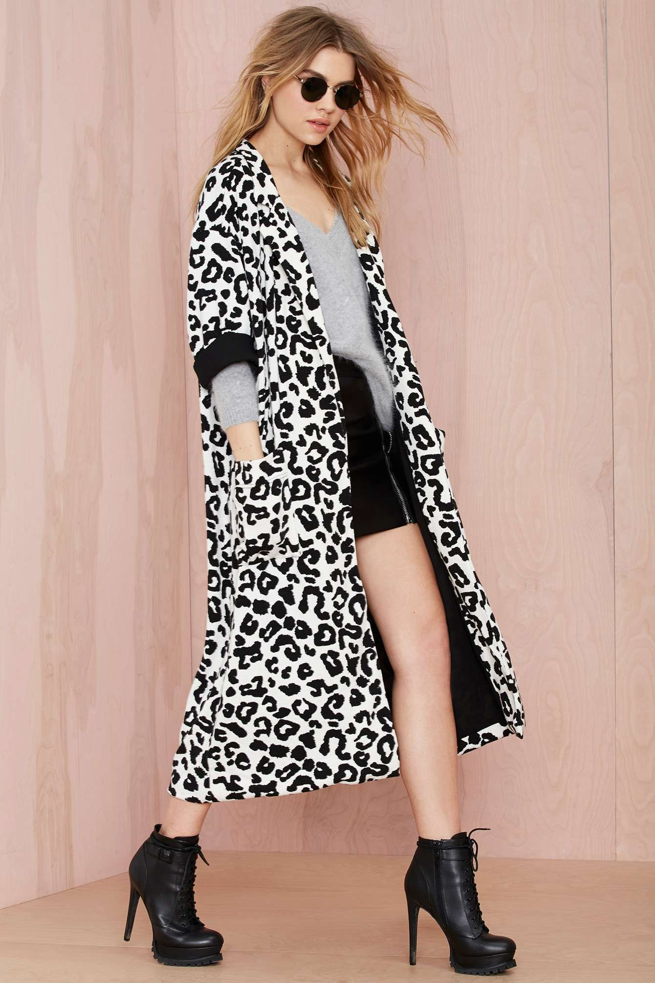 Wild Child Duster Coat | Shop What's New at Nasty Gal