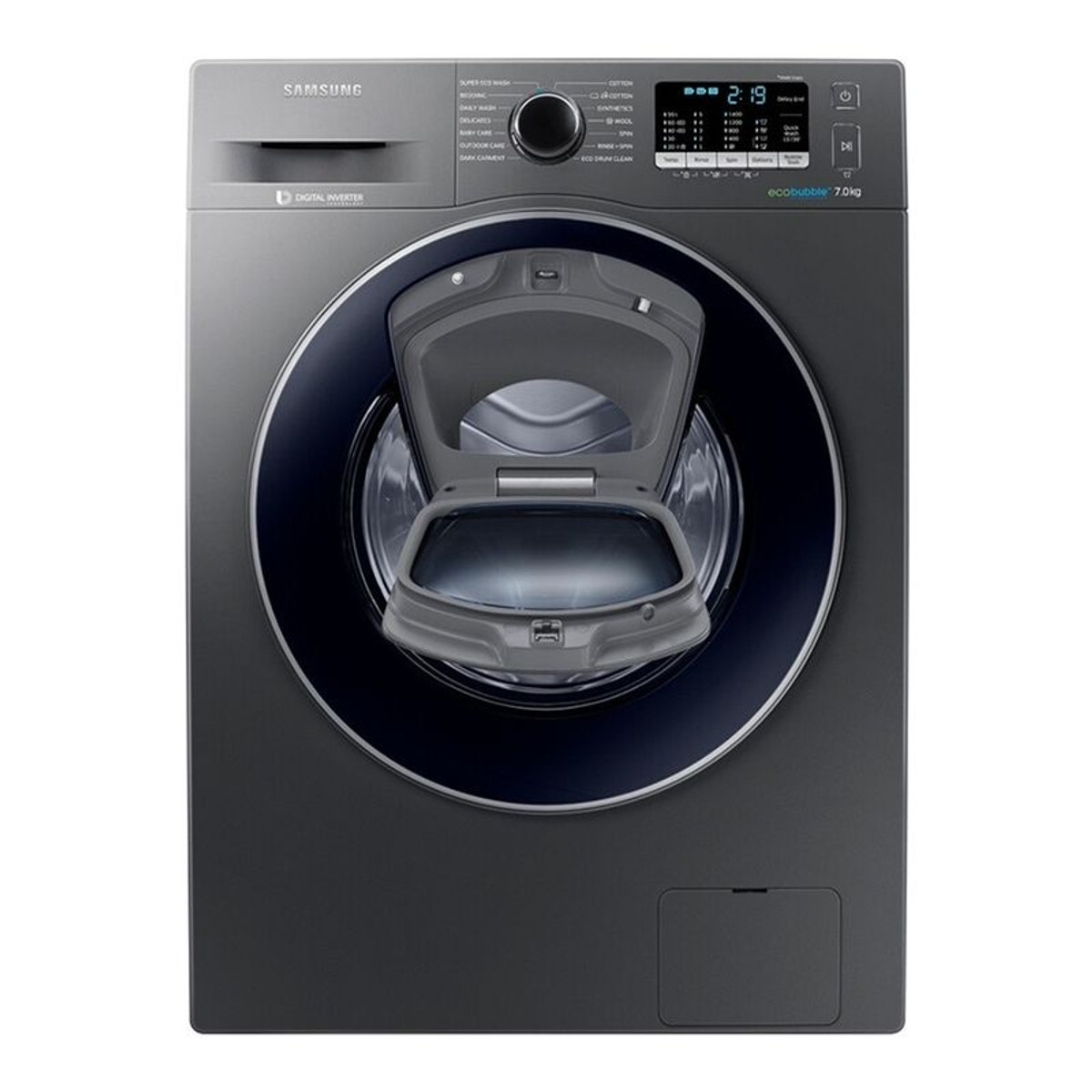 Lave Linge Hublot Samsung Ww70k5410ux Taille Taille