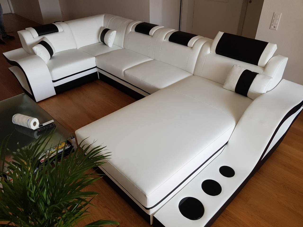 Designer Sofa Hermes Xl Mit Led Beleuchtung For The Home