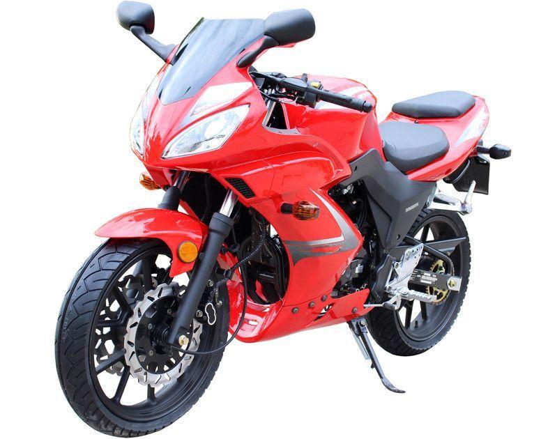 High Power Motor Sport Racing 250cc Air Cooled