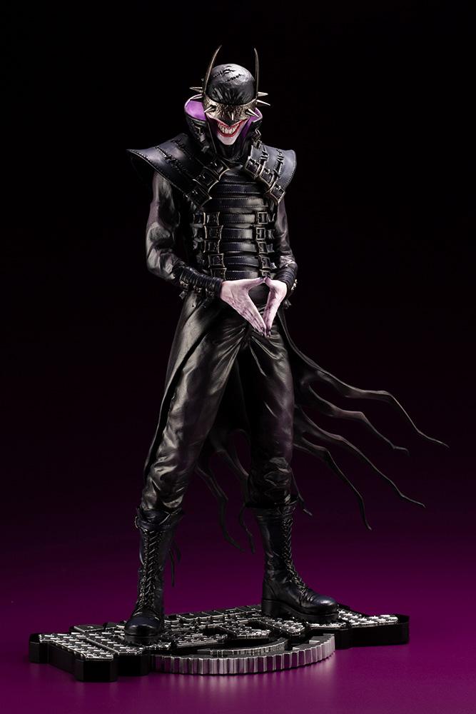 Elseworld Series Batman Who Laughs ARTFX Statue Kotobukiya DC Comics