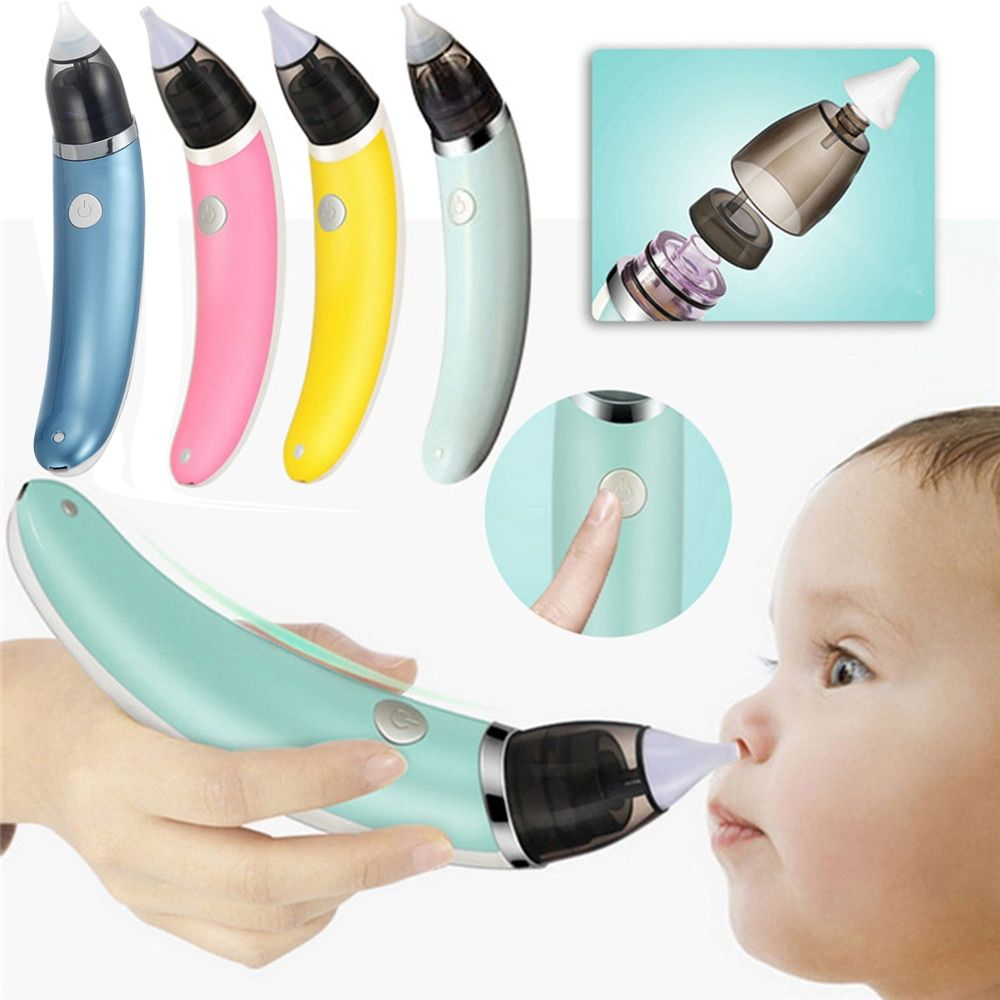 Baby #Electric Nose Cleaner   Nose cleaner, Nose frida, Snot sucker