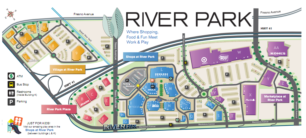 Food Riverpark Fresno Ca