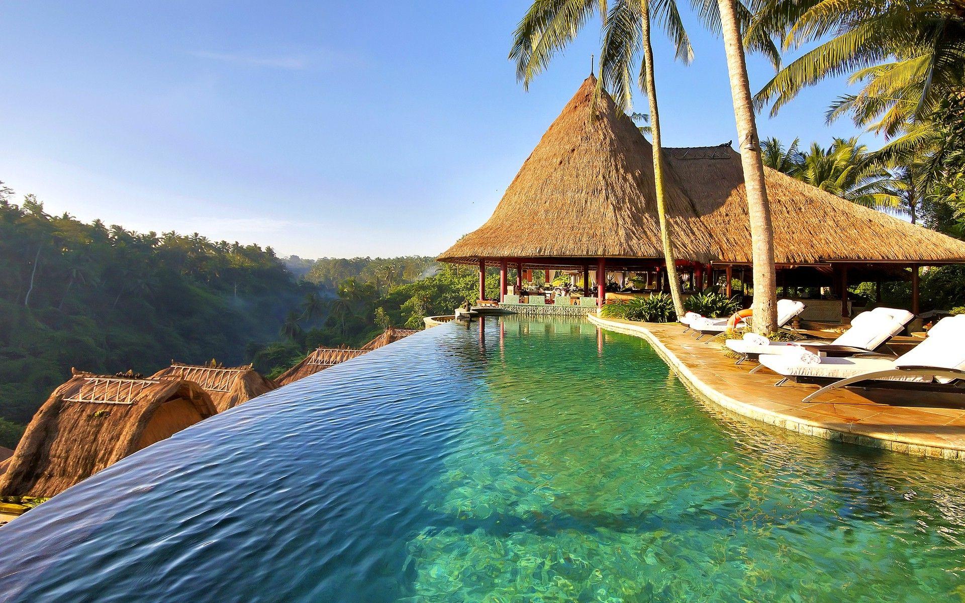 Manzara Resimleri Bali Resort Resort Spa Tree House Download swimming pool hd wallpapers to