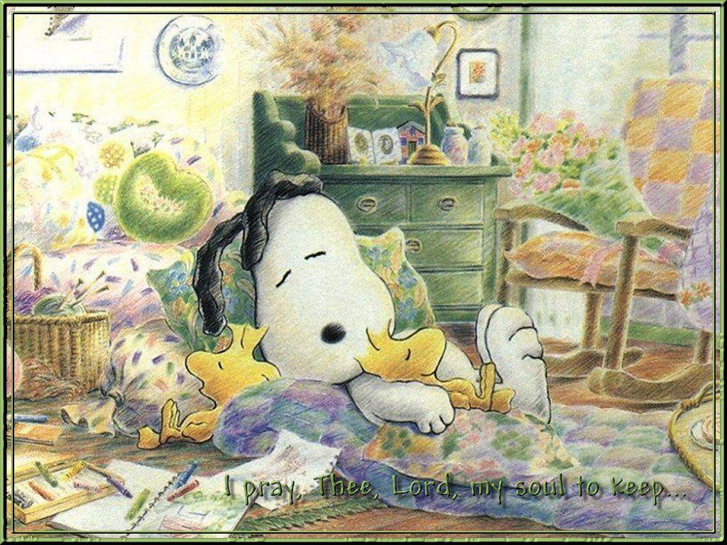 Woodstock quot peanuts quot desktop wallpaper - Charlie Brown