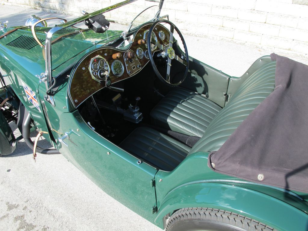 MG PAPB LeMans Works Racing Car '1935