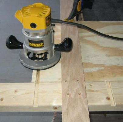 Free Wood Router Jig Plans How To Build A Wood Router Jig