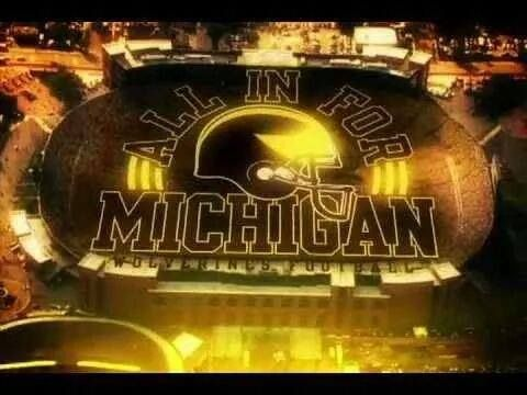 University of Michigan fan and proud of it!