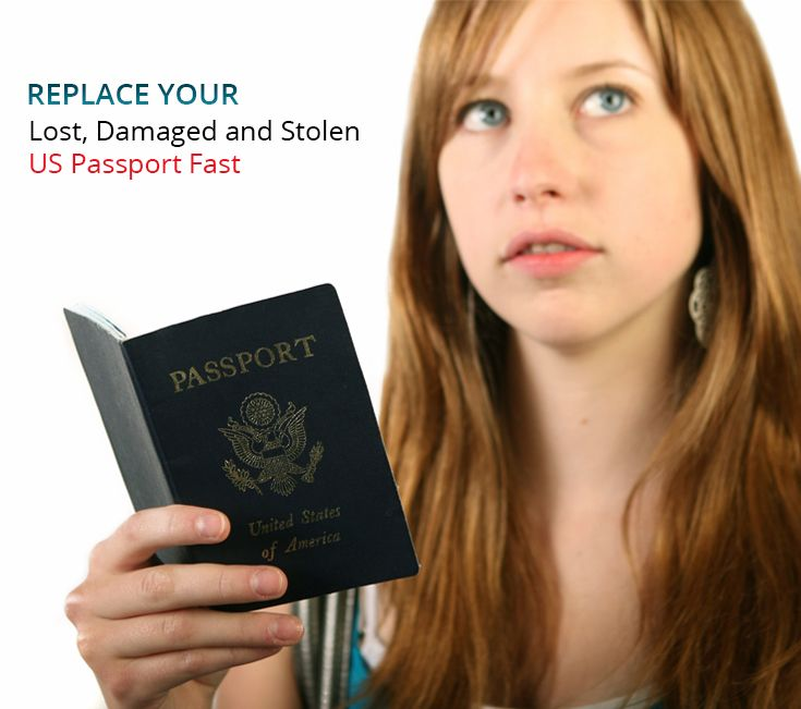 Even If Your Passport Has Years Of Validity Remaining You Might Find Yourself Needing To Replace It Because It Was Lost Stolen Lost Passport Passport Damaged