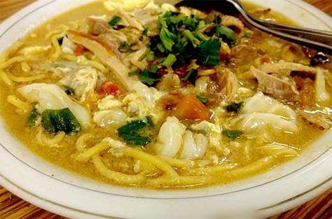 Resep Mie Kuah Jawa Resep Masakan Masakan Resep