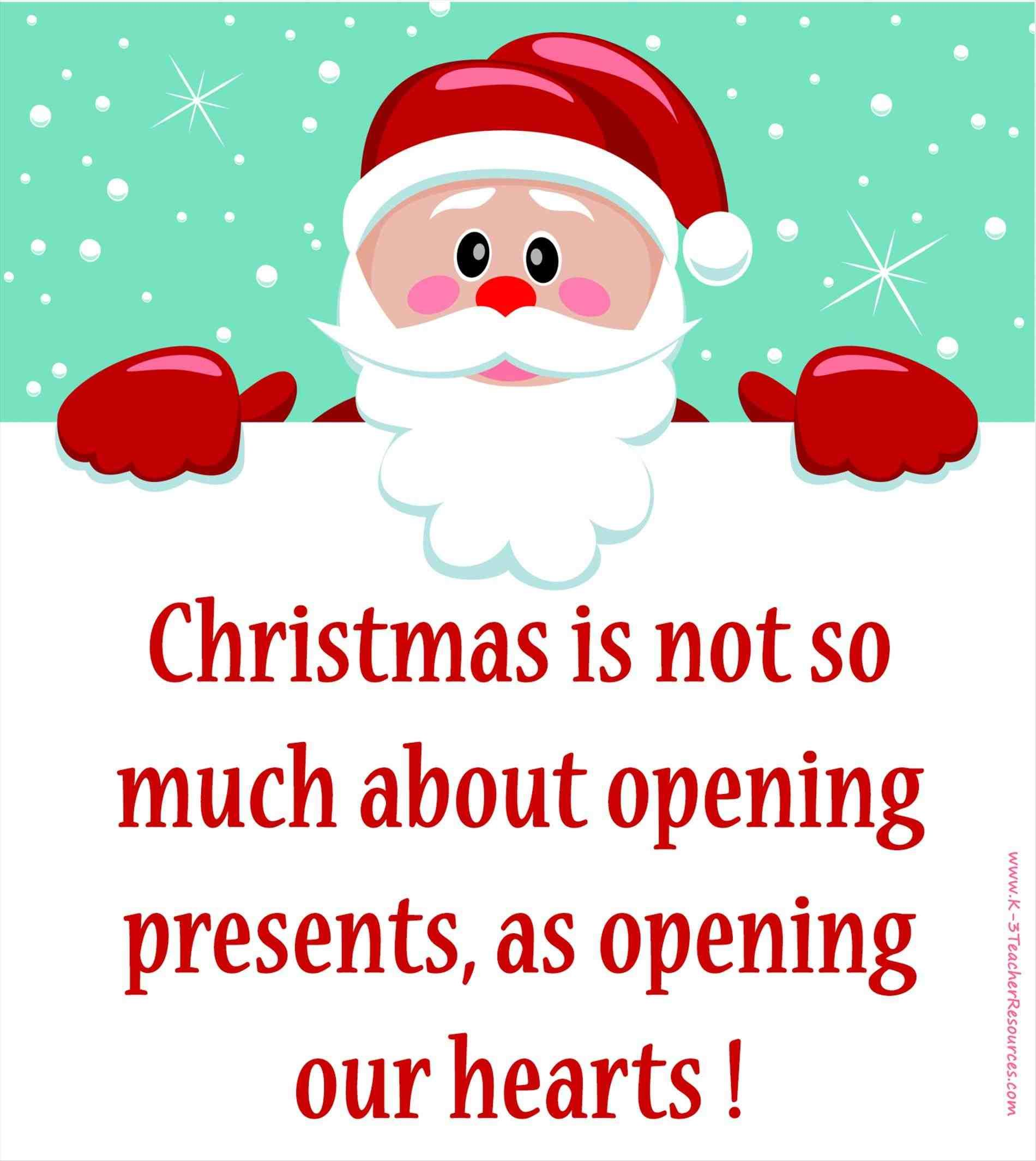 cute christmas sayings quotes