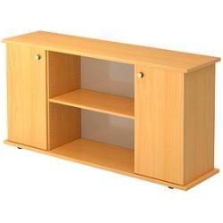 Photo of Hammerbacher Savona Sideboard beech / beech 3 shelves Hammerbacher