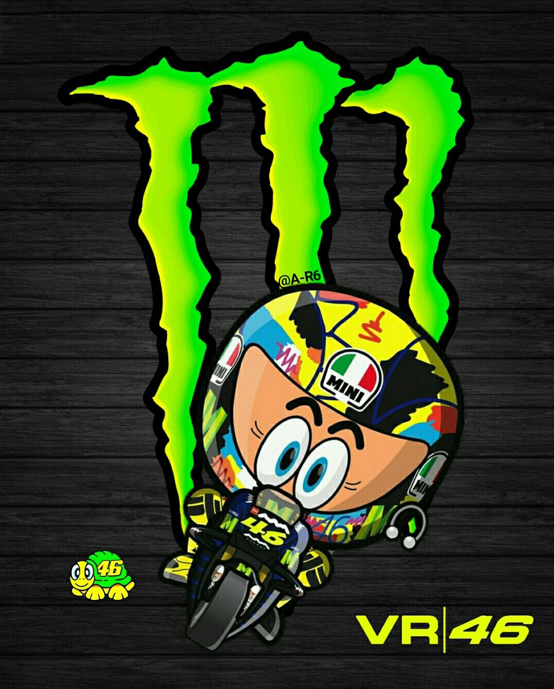 Valentino Rossi Minibikers 2019
