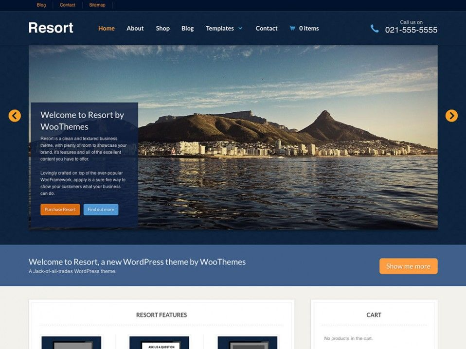 Retired Product   Resorts and Wordpress