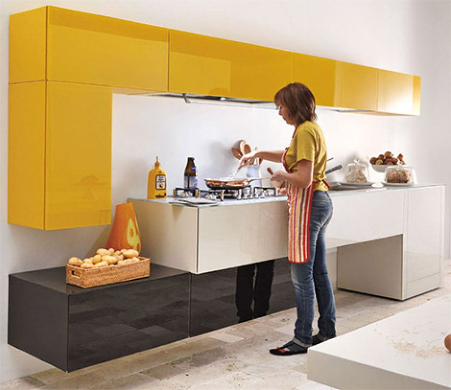 Fotos de Cocinas Sencillas y Bonitas - Para Más Información Ingresa