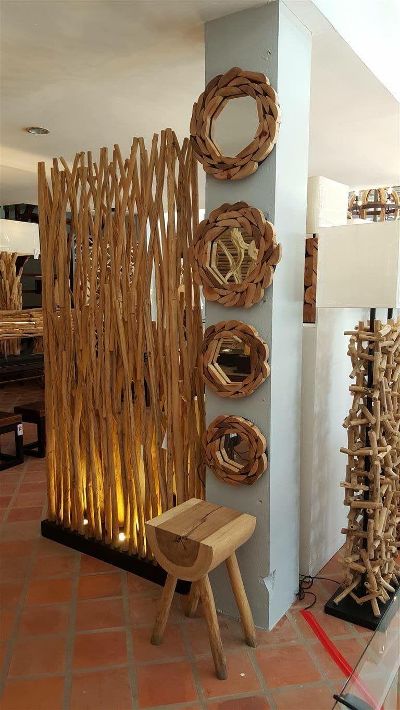 Exquisite Tree Root Interior Decor Pieces
