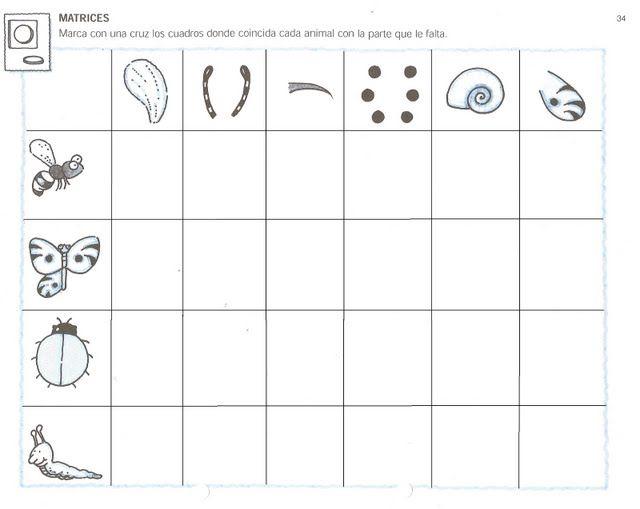 34.jpg (640×509) | ejercicios para niñ@s de preescolar | Pinterest ...