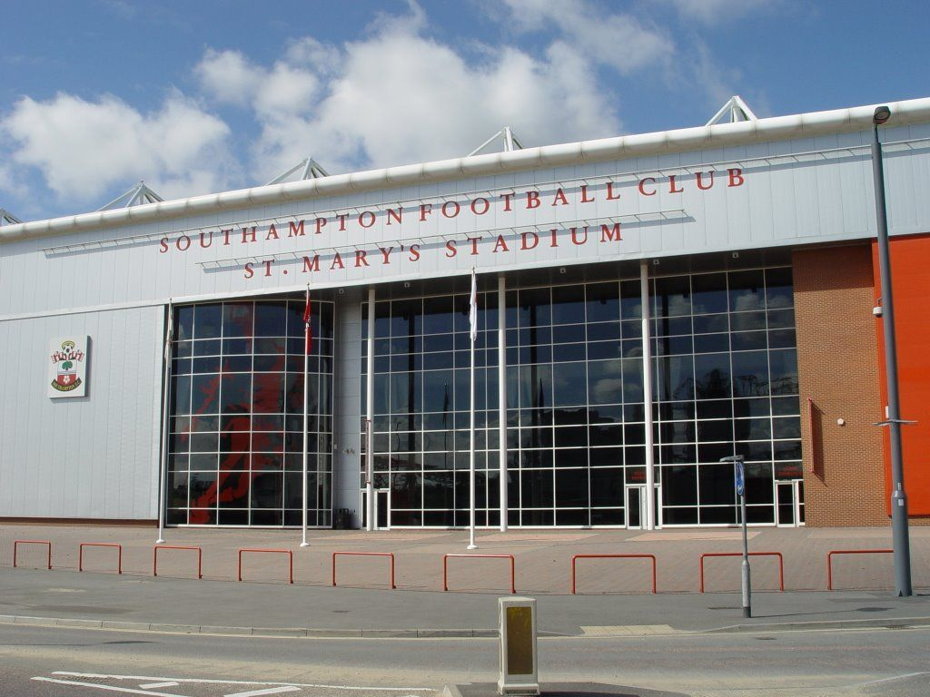 Southampton FC St Marys Stadium Wallpaper
