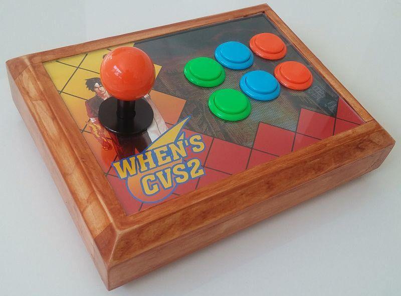 Pin on FOR SALE: custom made arcade joystick