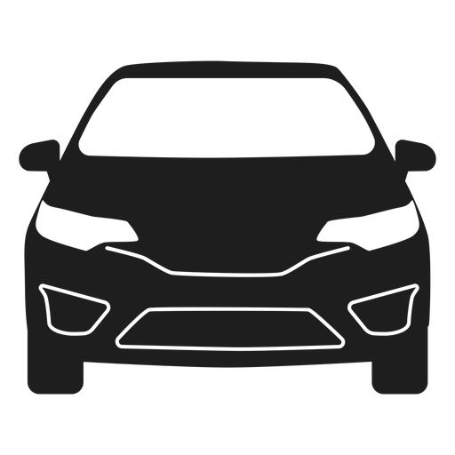 Suv Car Front View Silhouette Ad Affiliate Paid Car Silhouette View Suv Car Silhouette Logo Auto Service Car Vector
